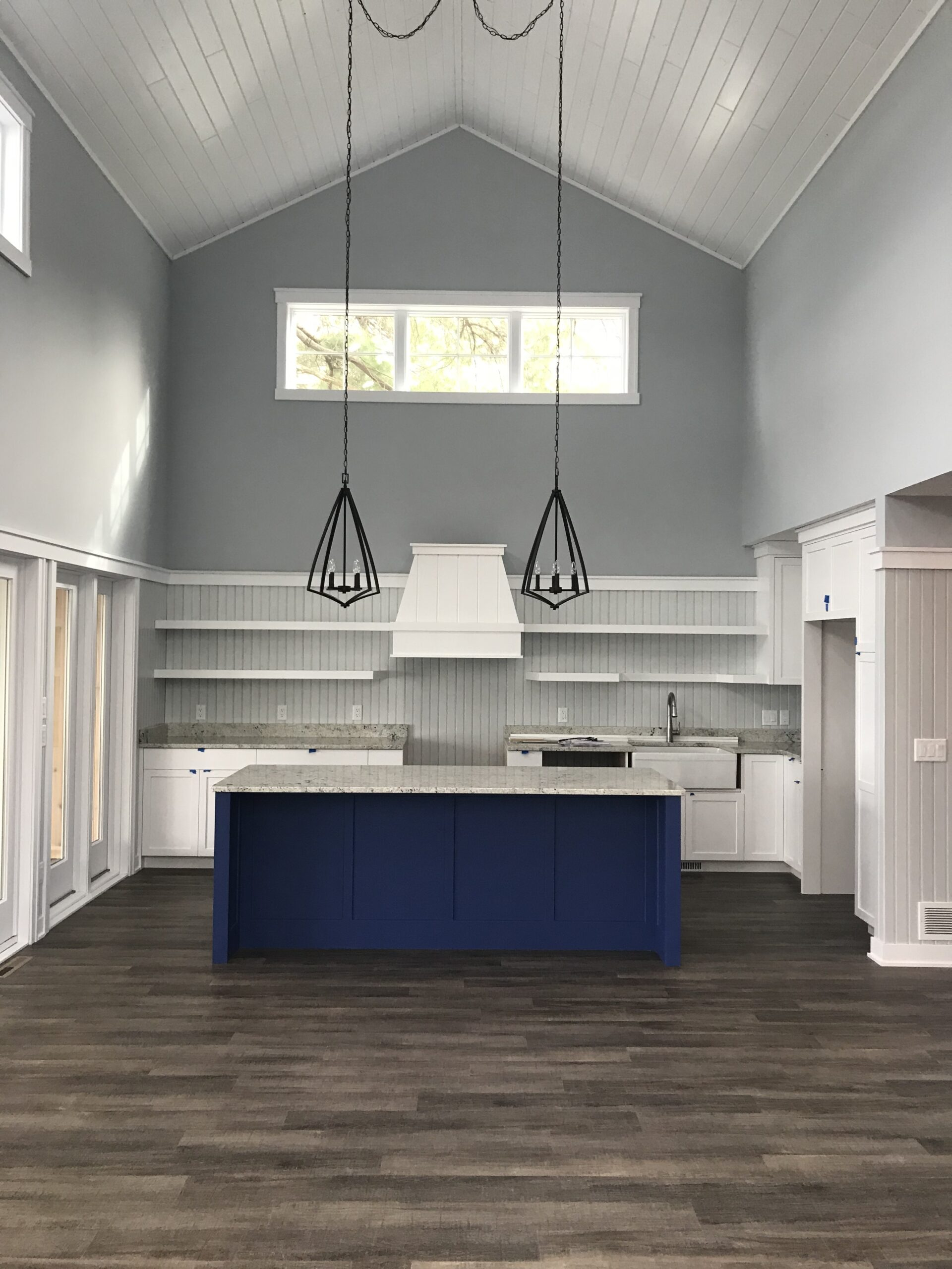 Masterson House Project